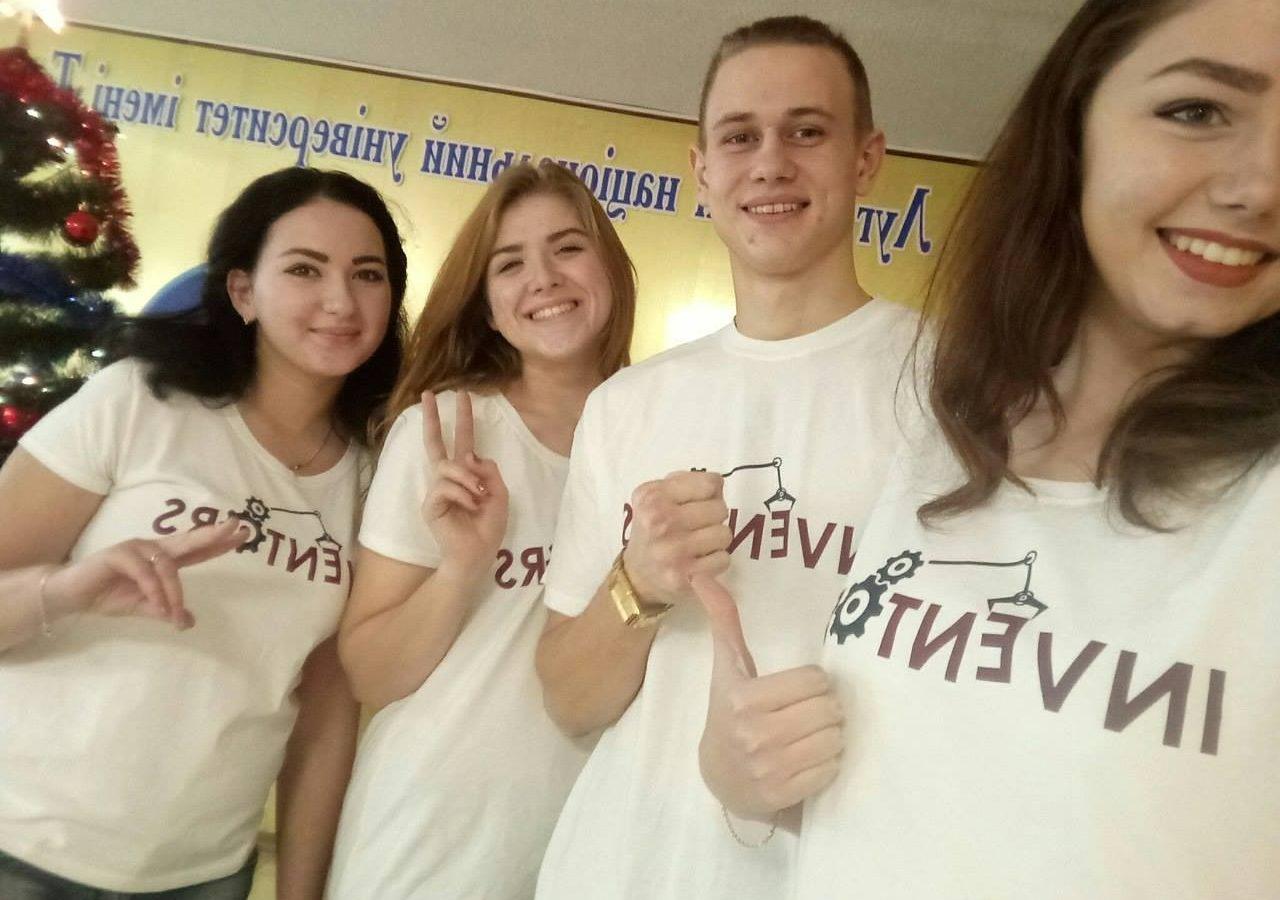 Ініціативна група Inventors Старобільськ 06