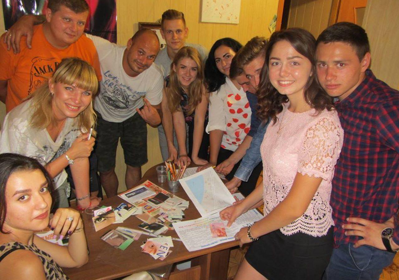 Ініціативна група Inventors Старобільськ 11