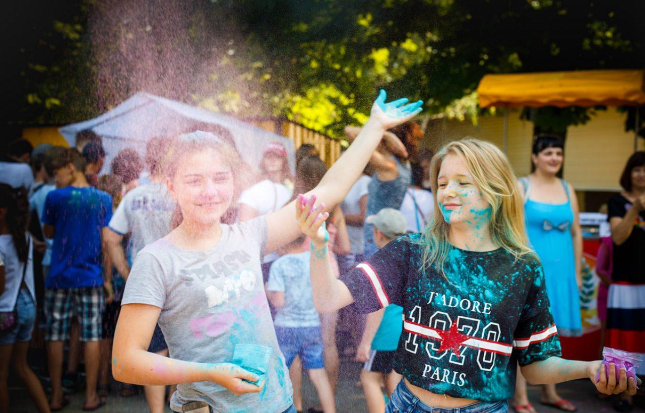Holi Fest 2018 Старобільськ